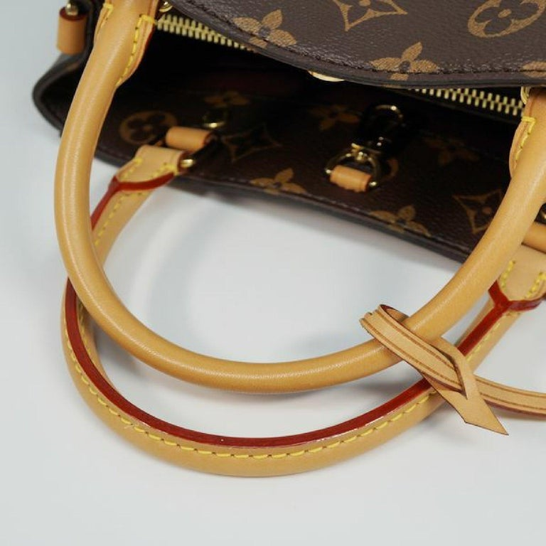 LOUIS VUITTON MontaigneBB Womens handbag M41055 For Sale 3