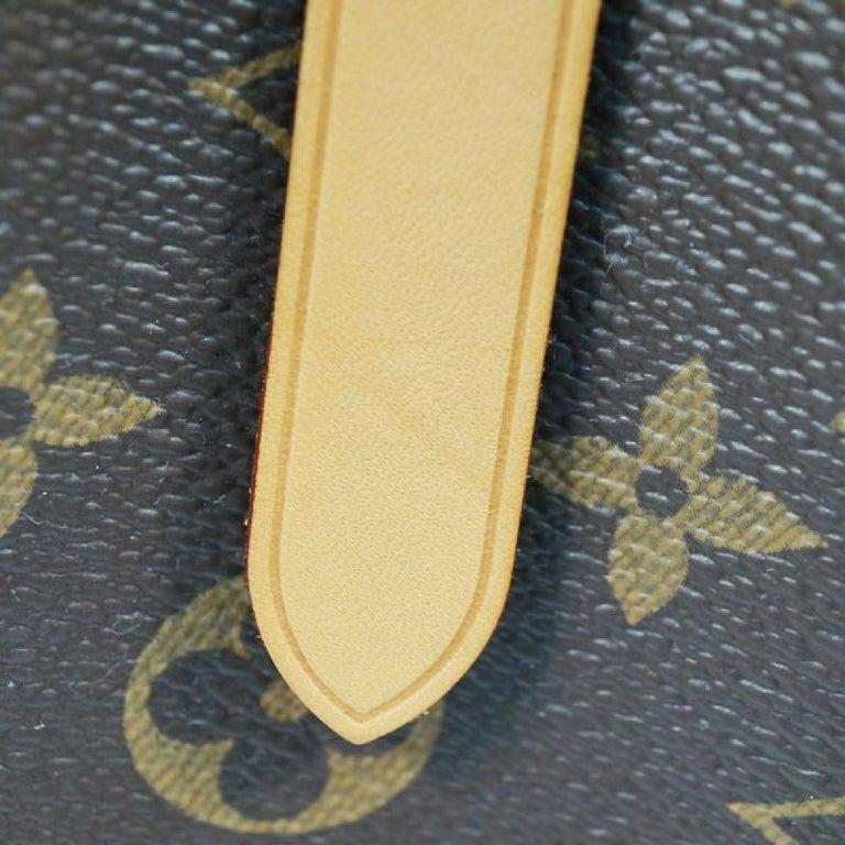 LOUIS VUITTON MontaigneBB Womens handbag M41055 For Sale 4