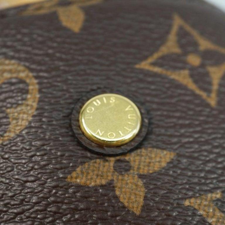 LOUIS VUITTON MontaigneBB Womens handbag M41055 For Sale 5