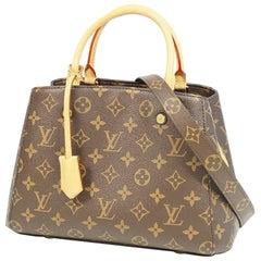 LOUIS VUITTON MontaigneBB Womens handbag M41055
