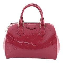 Louis Vuitton Montana Handbag Monogram Vernis