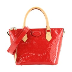 Louis Vuitton Montebello Handbag Monogram Vernis PM