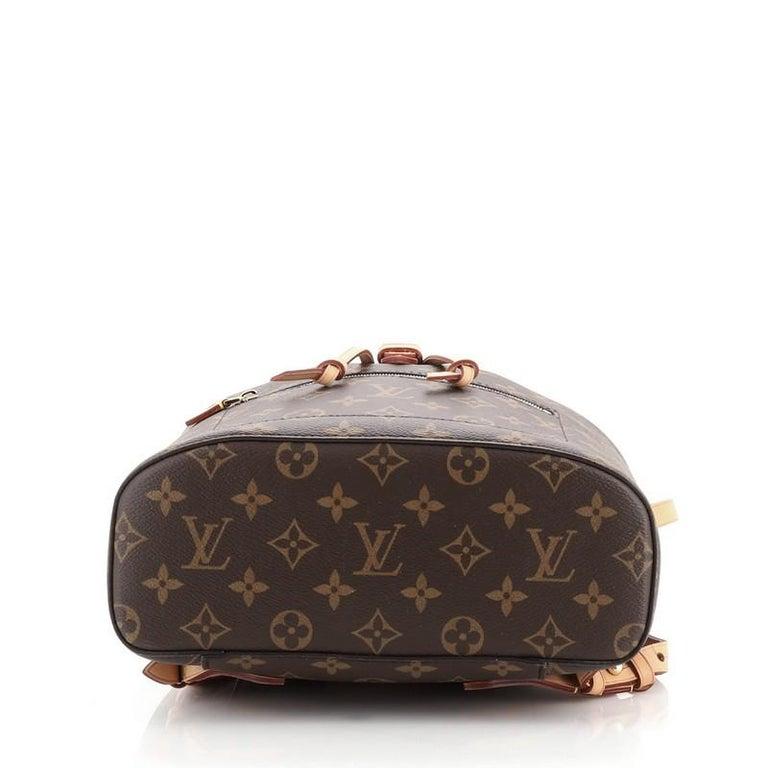 Louis Vuitton Montsouris Backpack NM Monogram Canvas For Sale 1