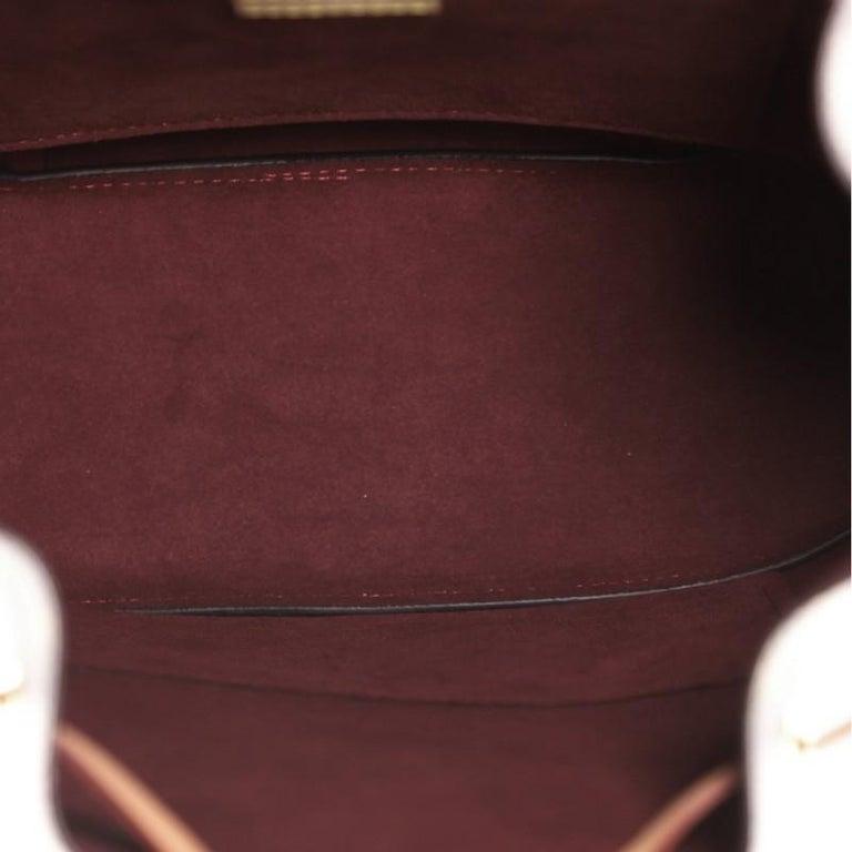 Louis Vuitton Montsouris Backpack NM Monogram Canvas For Sale 2