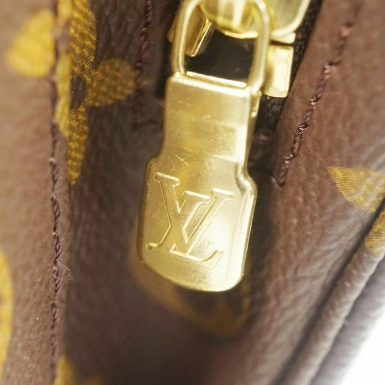 LOUIS VUITTON Montsouris GM Womens ruck sack Daypack M51135 For Sale 6