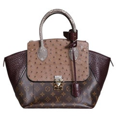 Louis Vuitton Multi Skin Monogram Leather Tote, contemporary
