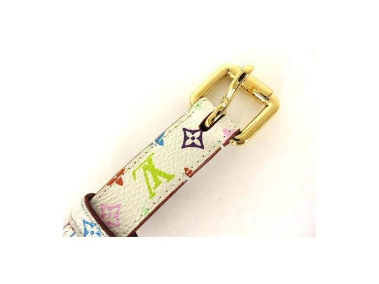 abef46095950 Women s Louis Vuitton Multicolor 80 32 222318 Belt For Sale
