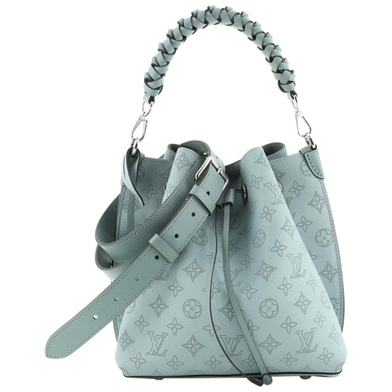 Louis Vuitton Muria Bucket Bag Mahina Leather For Sale