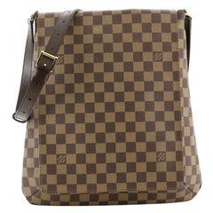 Louis Vuitton Musette Handbag Damier GM