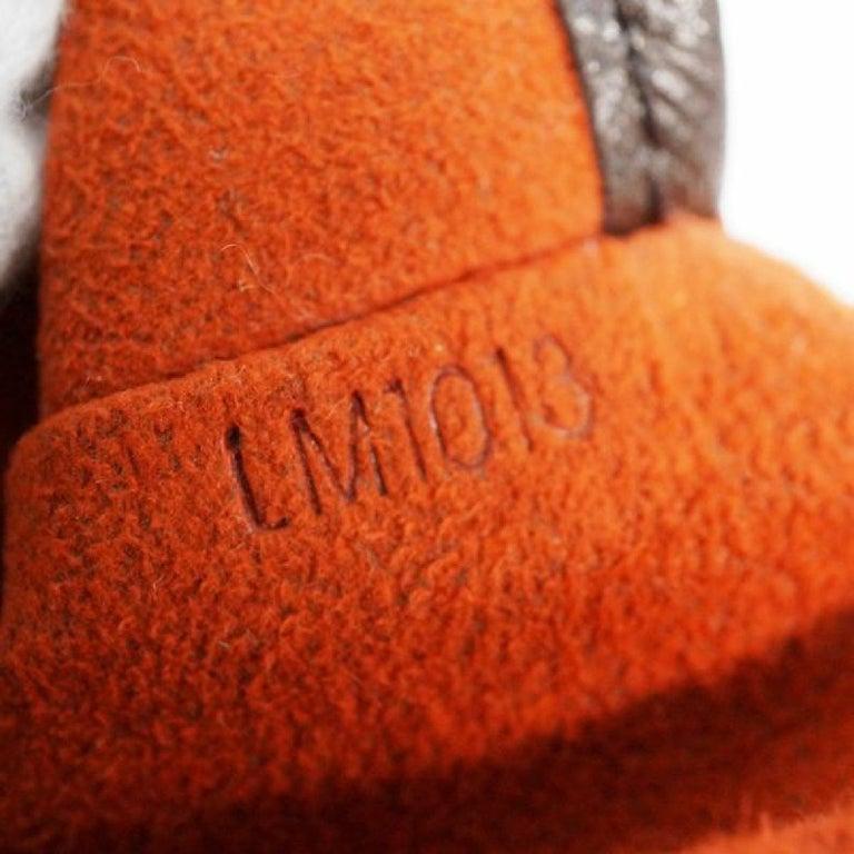 LOUIS VUITTON Musette Salsa shorts Womens shoulder bag N51260 Damier ebene For Sale 7