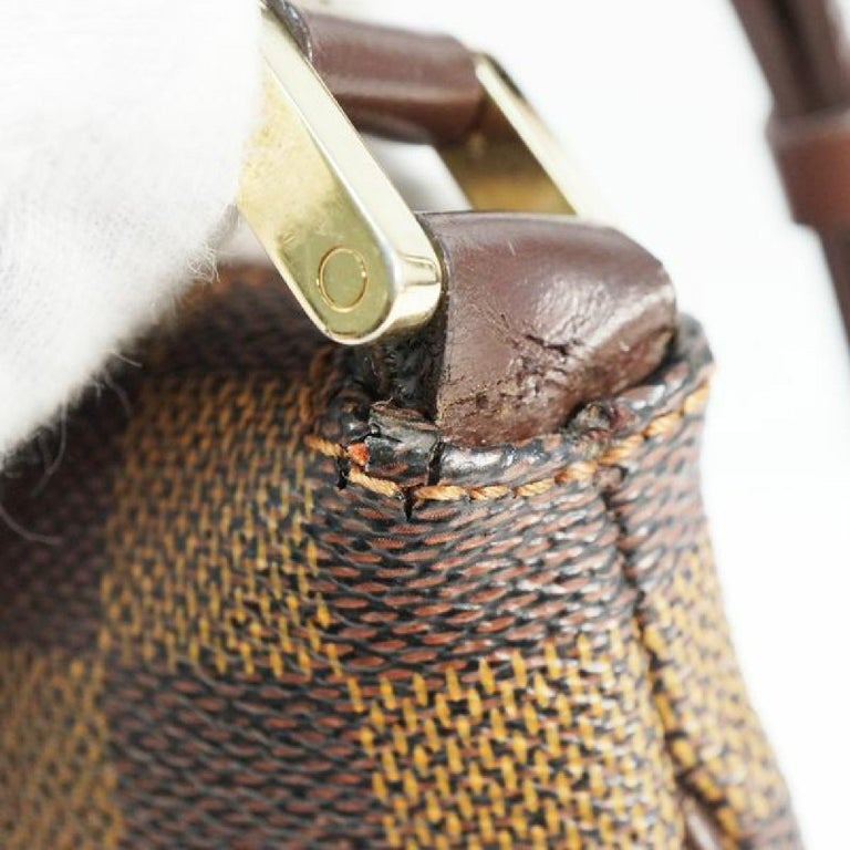 LOUIS VUITTON Musette Salsa shorts Womens shoulder bag N51260 Damier ebene For Sale 9