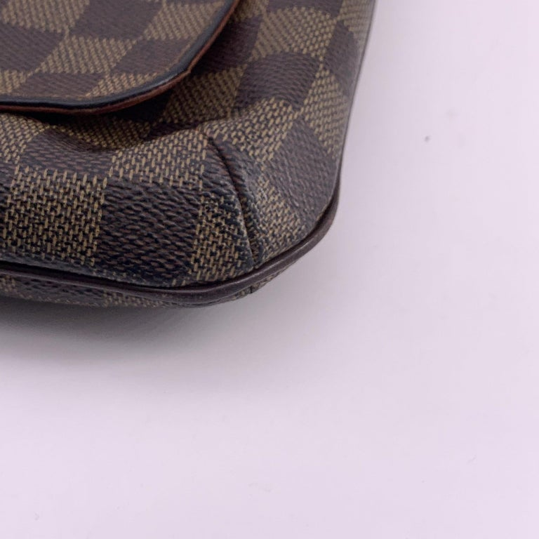 LOUIS VUITTON Musette Shoulder bag in Brown Leather For Sale 7
