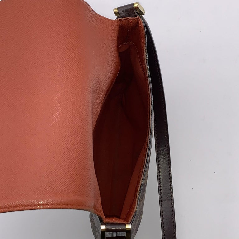 Women's LOUIS VUITTON Musette Shoulder bag in Brown Leather For Sale