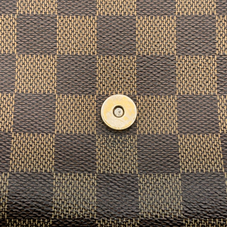 LOUIS VUITTON Musette Shoulder bag in Brown Leather For Sale 4