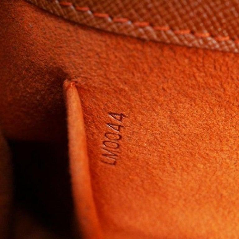 LOUIS VUITTON Musette Tango shorts Womens shoulder bag N51255 Damier ebene For Sale 8