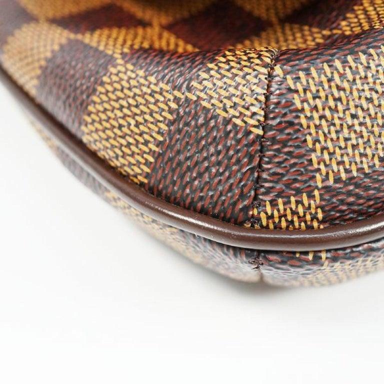 LOUIS VUITTON Musette Tango shorts Womens shoulder bag N51255 Damier ebene For Sale 1