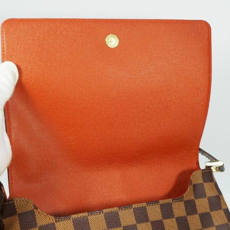 LOUIS VUITTON Musette Tango shorts Womens shoulder bag N51255 Damier ebene For Sale 4