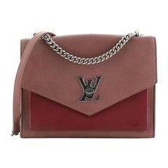 Louis Vuitton Mylockme Handbag Leather BB