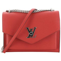 Louis Vuitton Mylockme Handbag Leather BB