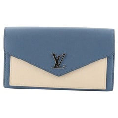 Louis Vuitton Mylockme Wallet Leather