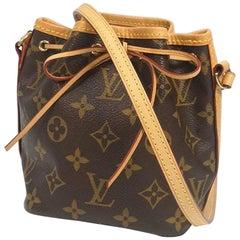 LOUIS VUITTON nano Noe Womens shoulder bag M41346