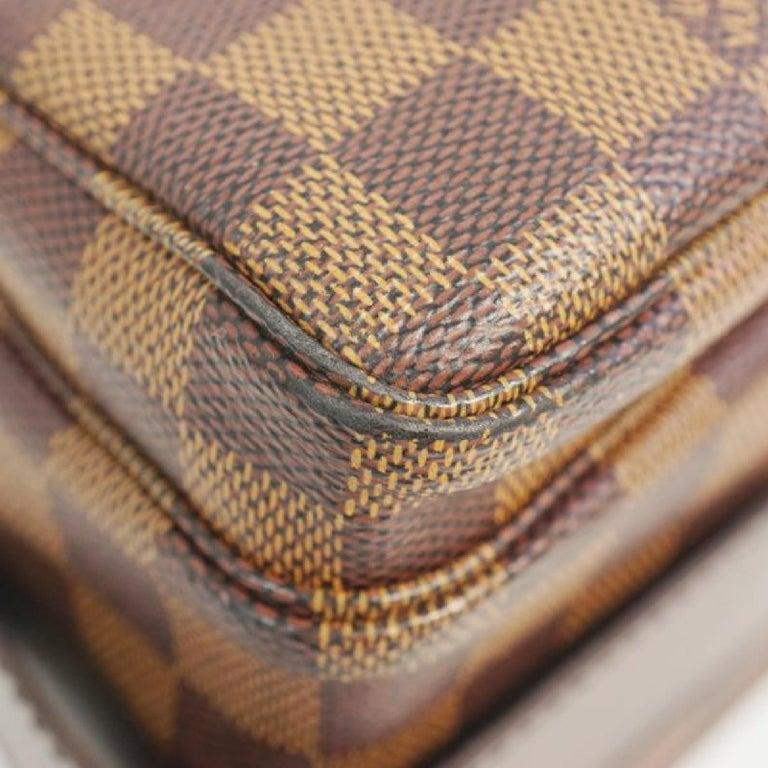 LOUIS VUITTON Naviglio unisex shoulder bag N45255 Damier ebene For Sale 2