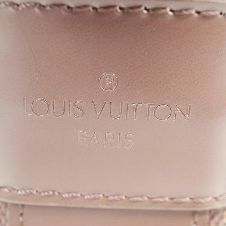 LOUIS VUITTON Naviglio unisex shoulder bag N45255 Damier ebene For Sale 4