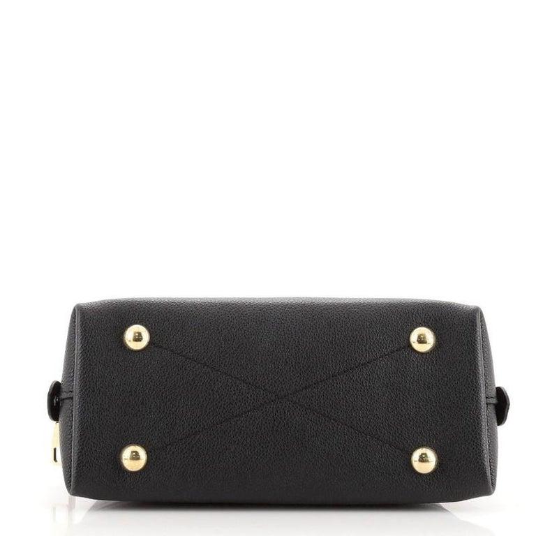 Louis Vuitton Neo Alma Handbag Monogram Empreinte Leather BB In Good Condition For Sale In New York, NY