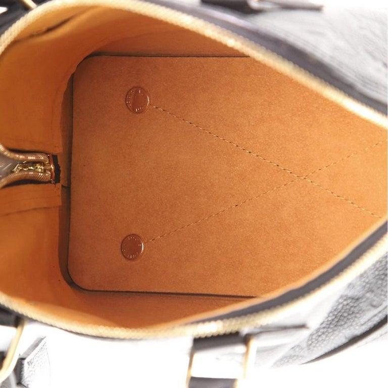Women's or Men's Louis Vuitton Neo Alma Handbag Monogram Empreinte Leather BB For Sale