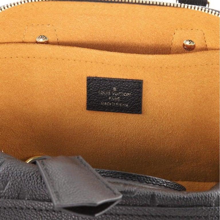 Louis Vuitton Neo Alma Handbag Monogram Empreinte Leather BB For Sale 1