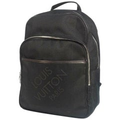 LOUIS VUITTON NEO Bongo Mens ruck sack Daypack M93554 noir