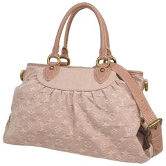 LOUIS VUITTON NEO Cabby MM Womens handbag M95836 rose pink