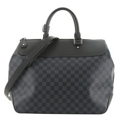 Louis Vuitton Neo Greenwich Handbag Damier Cobalt PM