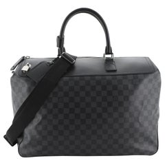 Louis Vuitton Neo Greenwich Handbag Damier Graphite