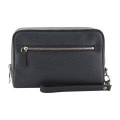 Louis Vuitton Neo Hoche Clutch Epi Leather