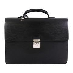 Black Briefcases and Attachés
