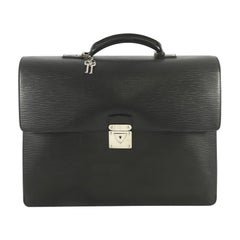 Louis Vuitton Neo Robusto 1 Briefcase Epi Leather