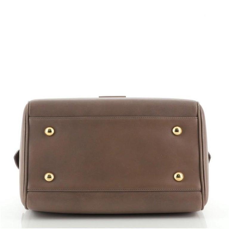 Women's or Men's Louis Vuitton Neo Speedy Bag Cuir Orfevre Leather PM For Sale