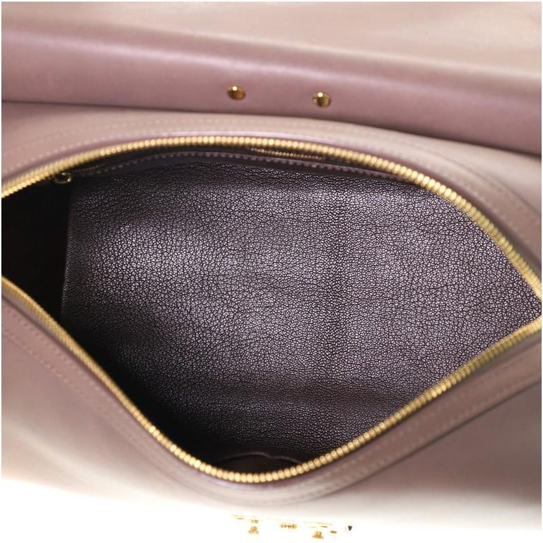 Louis Vuitton Neo Speedy Bag Cuir Orfevre Leather PM For Sale 1