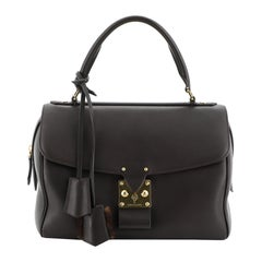 Louis Vuitton Neo Speedy Bag Cuir Orfevre Leather PM