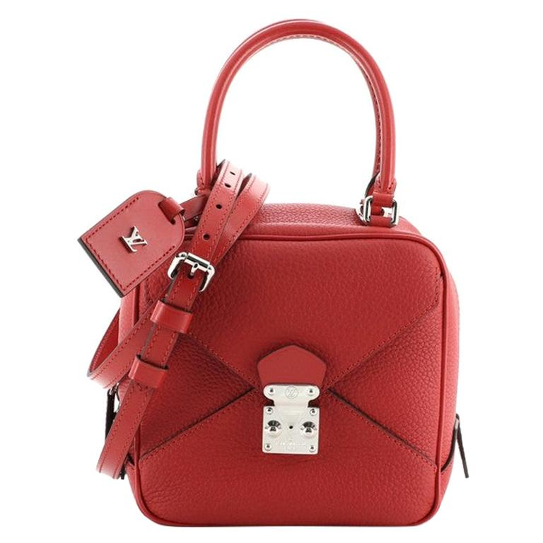 Louis Vuitton Neo Square Bag Taurillon Leather For Sale
