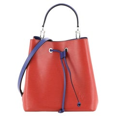 Louis Vuitton NeoNoe Handbag Epi Leather