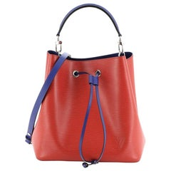 Louis Vuitton NeoNoe Handbag Epi Leather