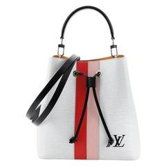 Louis Vuitton NeoNoe Handbag Limited Edition Epi Stripes
