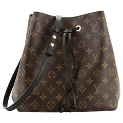 Louis Vuitton NeoNoe Handbag Monogram Canvas