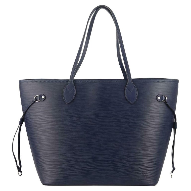 Louis Vuitton Neverfall MM Epi Leather Tote Bag For Sale
