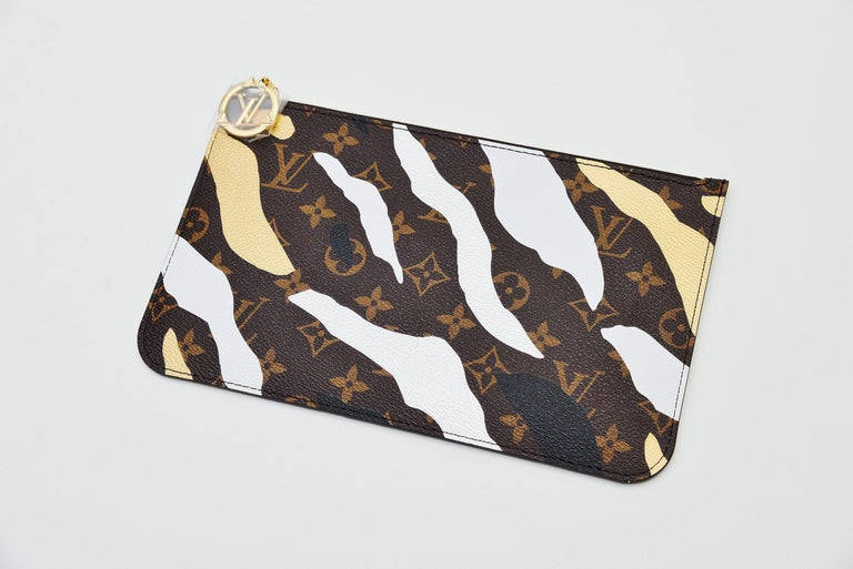 Women's Louis Vuitton Neverfull LVXLOL NEW Sold Out League of legends collection  For Sale