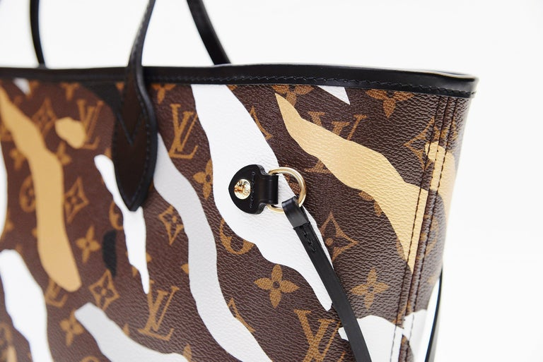 Louis Vuitton Neverfull LVXLOL NEW Sold Out League of legends collection  For Sale 3