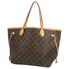 LOUIS VUITTON Neverfull MM Womens tote bag M40156