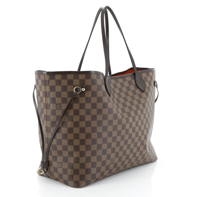 Louis Vuitton Neverfull NM Tote Damier GM In Good Condition For Sale In New York, NY